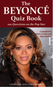 The Beyonce Quiz Book
